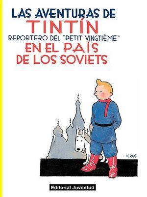 TINTÍN EN EL PAÍS DE LOS SOVIETS (CARTONÉ)