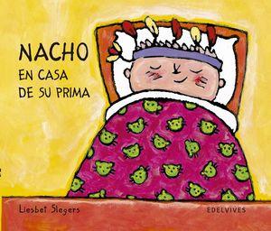 NACHO EN CASA DE SU PRIMA (2)