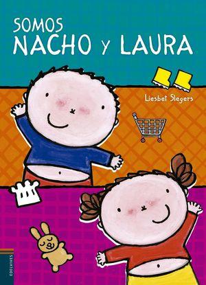 SOMOS NACHO Y LAURA