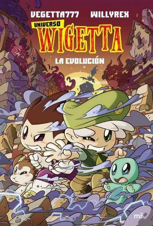 UNIVERSO WIGETTA 2. LA EVOLUCIÓN