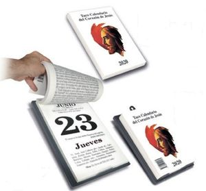 TACO GIGANTE CORAZON DE JESUS 2020 (DIN-A4)