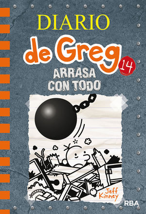 DIARIO DE GREG 14 ARRASA CON TODO