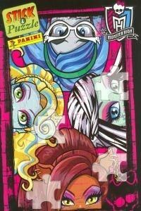 53.MONSTER HIGH.(STICK & PUZZLE)