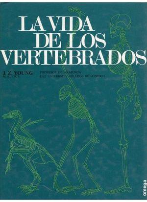 LA VIDA DE LOS VERTEBRADOS