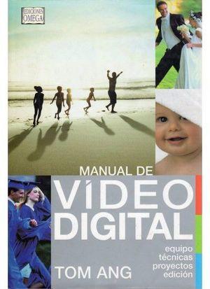 MANUAL DE VIDEO DIGITAL