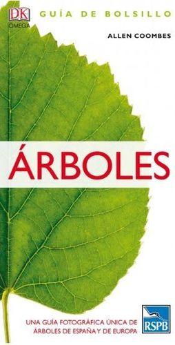 ARBOLES. GUÍA DE BOLSILLO