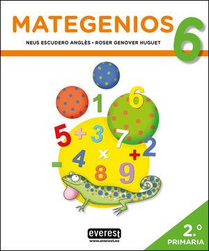 MATEGENIOS 6