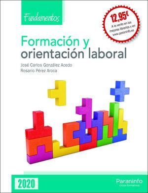 FORMACIÓN Y ORIENTACIÓN LABORAL. FUNDAMENTOS  (EDICIÓN 2020/PARANINFO)