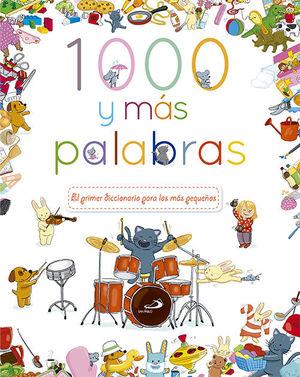 1000 Y MÁS PALABRAS