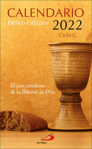 CALENDARIO BIBLICO-LITURGICO 2022 - CICLO C