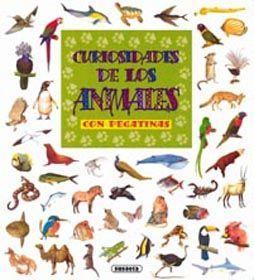 CURIOSIDADES ANIMALES CON PEGATINAS