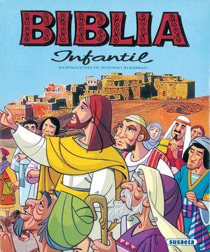 BIBLIA INFANTIL. GRANDES LIBROS