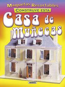 CONSTRUYE ESTA CASA DE MUÑECAS