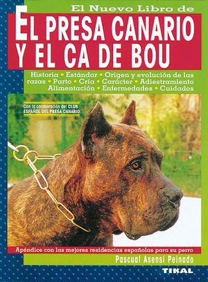 EL DOGO CANARIO Y EL CA DE BOU
