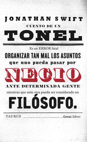 CUENTO DE UN TONEL (SERIE GREAT IDEAS 36)