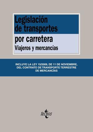LEGISLACIÓN DE TRANSPORTES POR CARRETERA