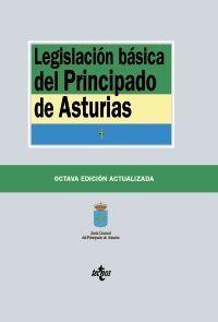 LEGISLACIÓN BÁSICA DEL PRINCIPADO DE ASTURIAS (8ºEDICIÓN)