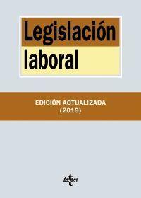 LEGISLACIÓN LABORAL (2019)