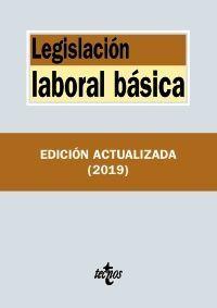LEGISLACIÓN LABORAL BÁSICA 2019