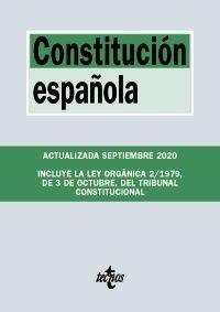 CONSTITUCIÓN ESPAÑOLA (ACT.2020 SEPTIEMBRE)