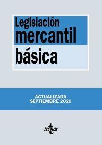 LEGISLACIÓN MERCANTIL BÁSICA (SEPTIEMBRE 2020)