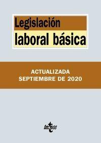LEGISLACIÓN LABORAL BÁSICA (ACT.2020 SEPTIEMBRE)
