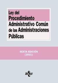 LEY DEL PROCEDIMIENTO ADMINISTRATIVO COMUN DE LAS ADMINISTRACIONE