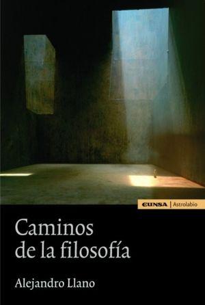 CAMINOS DE LA FILOSOFÍA