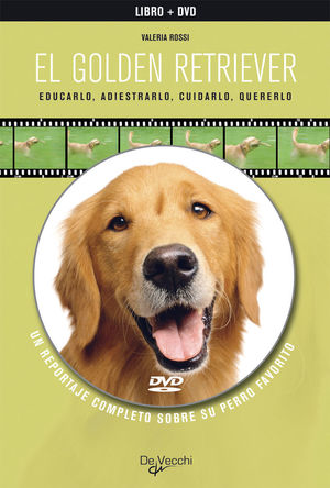 EL GOLDEN RETRIEVER (LIBRO + DVD)