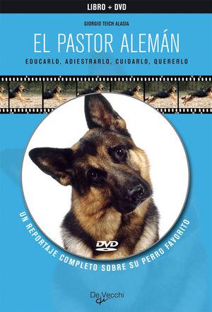 EL PASTOR ALEMÁN (LIBRO+DVD)
