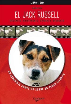 EL JACK RUSSELL (LIBRO+DVD)