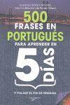 500 FRASES EN PORTUGUÉS