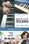 APRENDE A TOCAR TECLADOS + CD