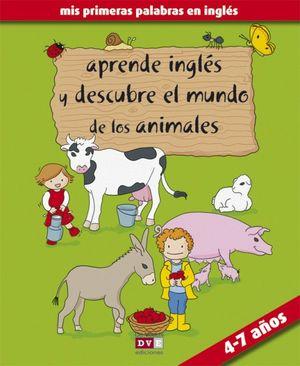 APRENDE INGLÉS Y DESCUBRE LOS ANIMALES DE LA GRANJA