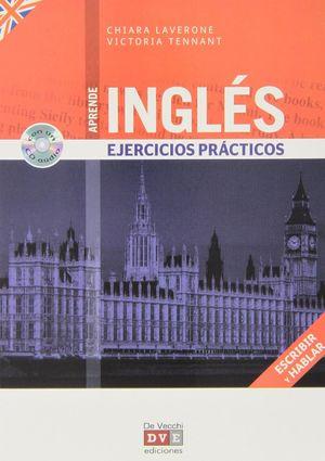 APRENDE INGLES EJERCICIOS PRACTICOS + CD