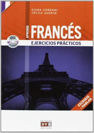 APRENDE FRANCES EJERC+CD