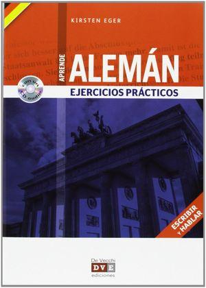 APRENDE ALEMAN: EJERCICIOS PRACTICOS + CD