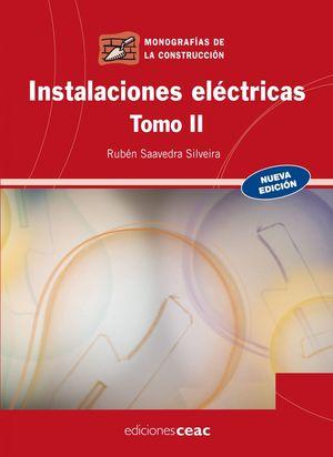 INSTALACIONES ELÉCTRICAS, II