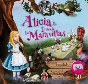ALICIA EN EL PAÍS DE LAS MARAVILLAS  (SET VR-AR)