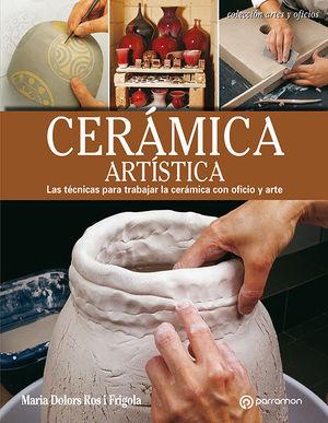 CERÁMICA ARTÍSTICA