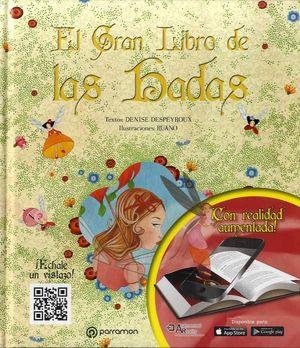 EL GRAN LIBRO DE LAS HADAS