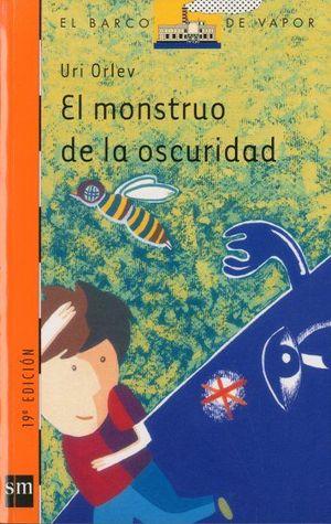 EL MONSTRUO DE LA OSCURIDAD
