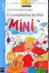EL CUMPLEAÑOS DE MINI