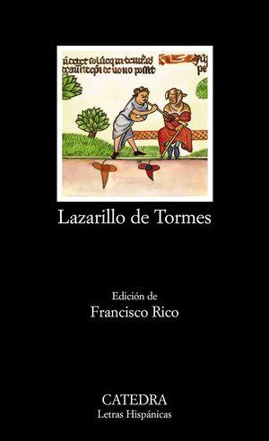 LAZARILLO DE TORMES (CÁTEDRA)