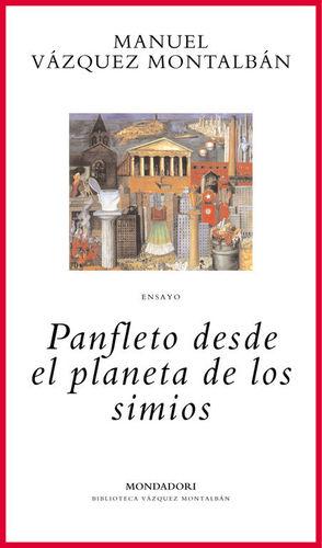 PANFLETO DESDE EL PLANETA DE LOS SIMIOS