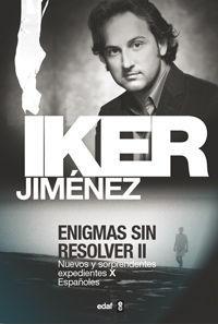 ENIGMAS SIN RESOLVER II