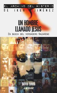UN HOMBRE LLAMADO JESÚS