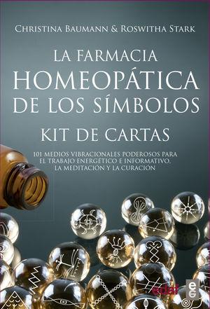 LA FARMACIA HOMEOPATICA DE LOS SIMBOLOS KIT DE CARTAS