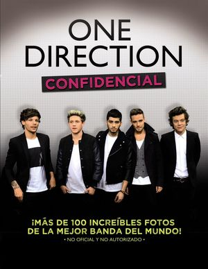ONE DIRECTION. CONFIDENCIAL
