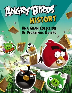 ANGRY BIRDS. HISTORY